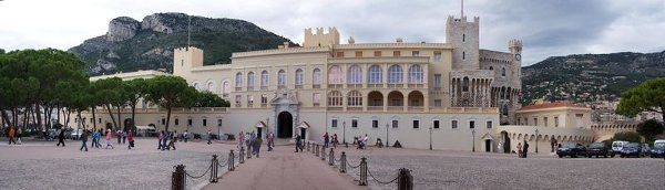Schloss Monaco