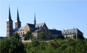 Ehemalige Benediktinerabtei und Klosterkirche St. Michael in Bamberg