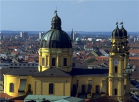 München Theatinerkirche