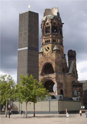 Берлинская Гедехтнискирхе