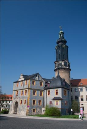 Веймарский дворец